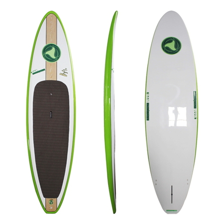 Green Revolution SUP Series 10'0 Banzai GREEN Stand up Paddle Surfboard