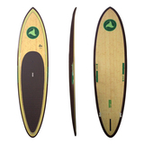 Green Revolution SUP Series 9'8 Eco Star BAMBOO/WOOD Stand up Paddle Surfboard