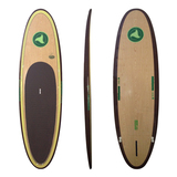 Green Revolution SUP Series 9'6 Seedless BAMBOO/WOOD Stand up Paddle Surfboard