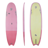 So Fresh Stand up Paddle 9'6 40-Super-Pink SKULL FISH SUP Board