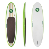 Green Revolution SUP Series 9'0 Coconuts GREEN Stand up Paddle Surfboard