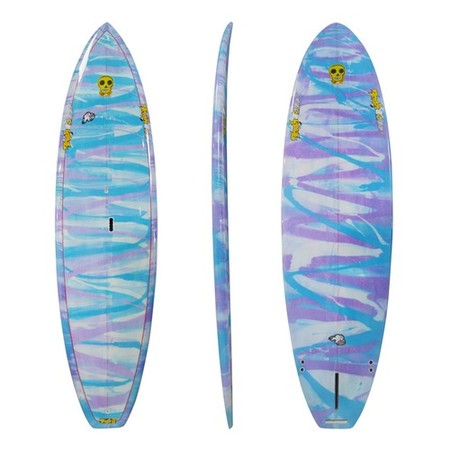 So Fresh Stand up Paddle Surfboards Ab-Purple FLYING FISH Board