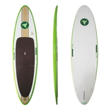 Green Revolution SUP Series 9'0 Organix GREEN Stand up Paddle Surfboard