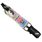 FUNKTION 5 Foot The Ultra-Lite Surf Leg Rope/Leash for Surfboard