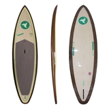 Green Revolution SUP Series 11'0 Rising Sun BAMBOO/WOOD Stand up Paddle Surfboard