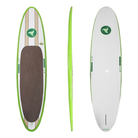 Green Revolution SUP Series 12'0 Seedless GREEN Stand up Paddle Surfboard